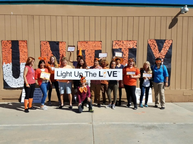 valley center light up the love