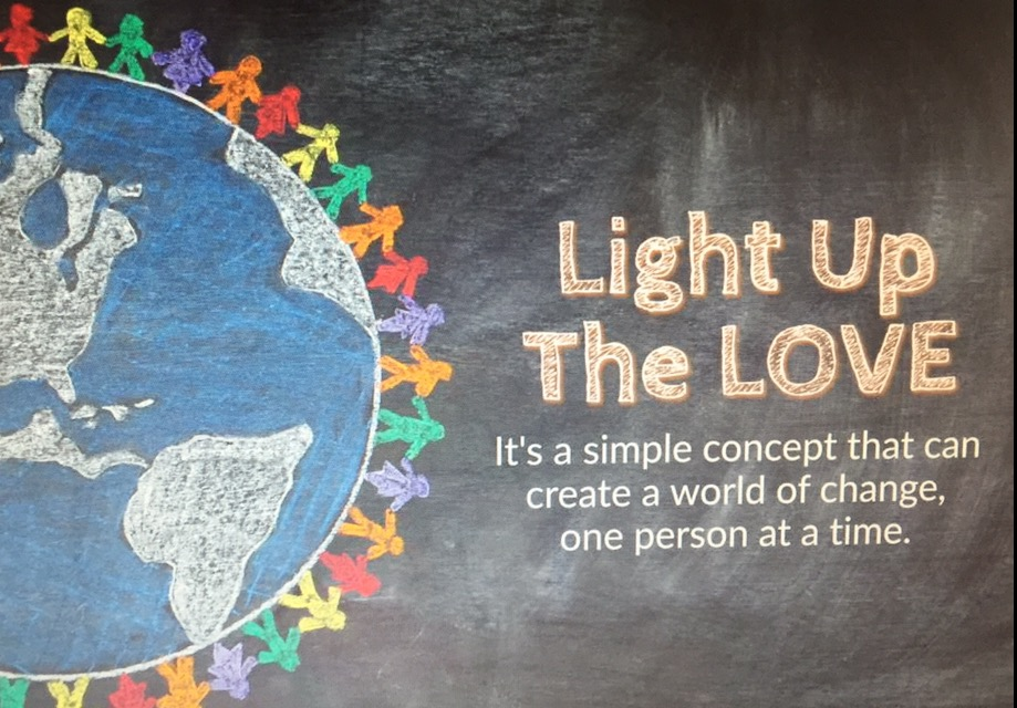 light up the love